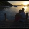 sunset & romance