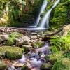Venford Brook Falls, Dartmoor