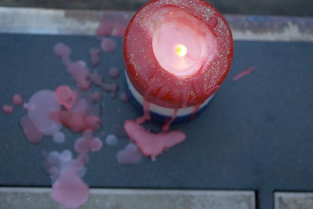 Ft. Hood Candle