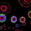Spinning Light Wheels