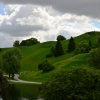 Olympiapark Munich-Man Made Hill