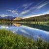 Cascade Ponds Park, Banff Alberta Canada