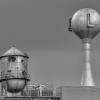 Columbus Water Towers
