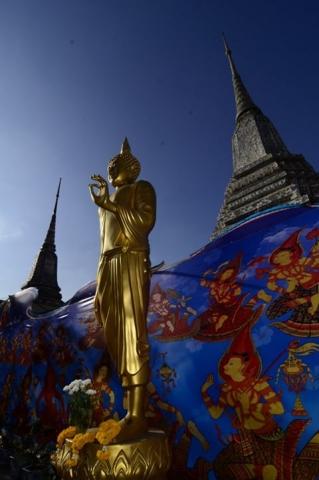 Bangkok Christmas day 2012