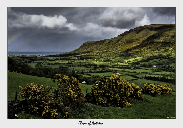 Glens Of Antrim -  Northern Ireland.