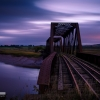 Old Steel Train Bridge ©C.R.Hill