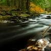 Meandering stream ©C.R.Hill