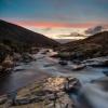 River Caldew - Lake District National Park - UK.