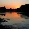 Early morning In Valbandon Croatia