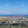 6 Image Panorama of Honolulu