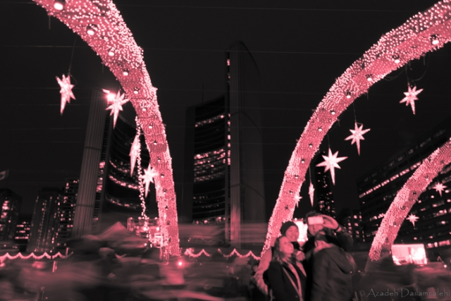 Cavalcade of Lights - Toronto 2014