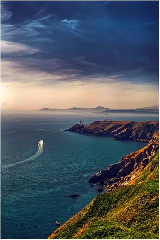 Bailey Lighthouse, Howth, Ireland