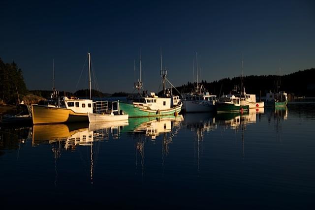 Campobello Island wharf