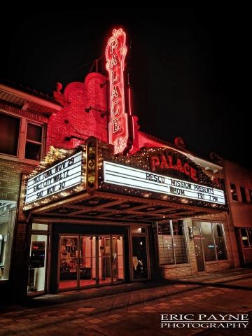 Palace Theatre, Eastwood neighborhood of Syracuse, NY