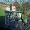 British Bus Stop