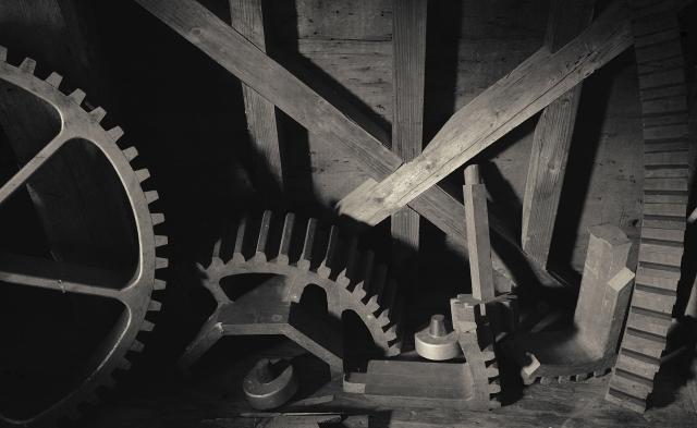 Inside The Windmill