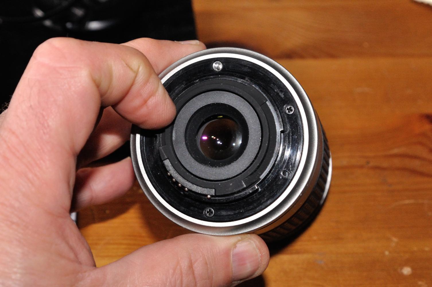 Af Nikkor 28 100mm F135 56g F Mount Lenses Nikon Lens 105mm 28g If Ed Dx Fisheye Attached Image Nikkor28 100 04