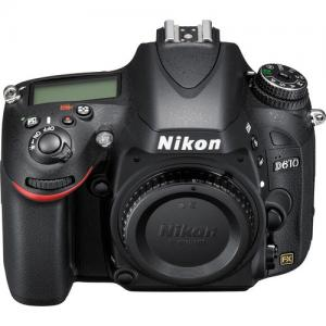 Nikon D610: grand prize